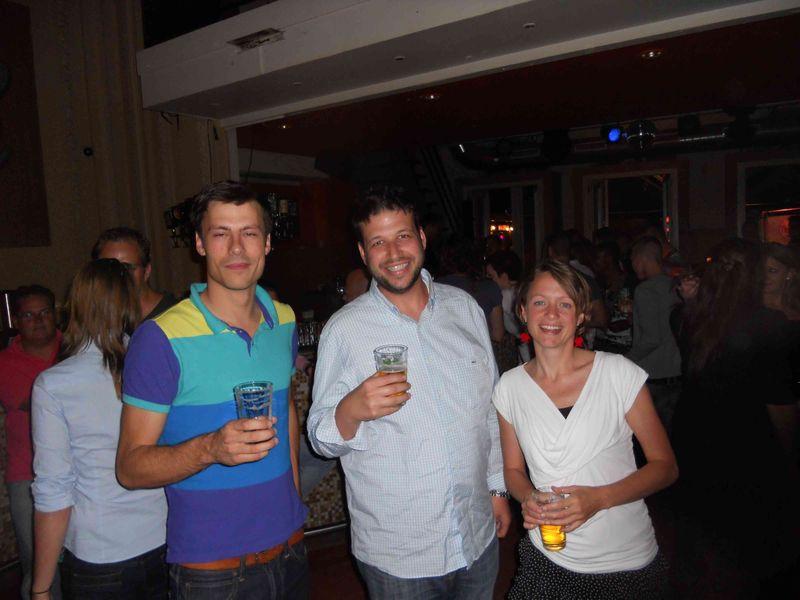 Peter, Ben & Linda