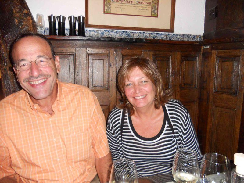 Steve & Helene din