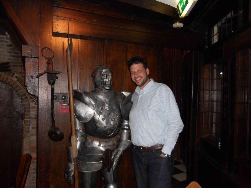 Knight & I