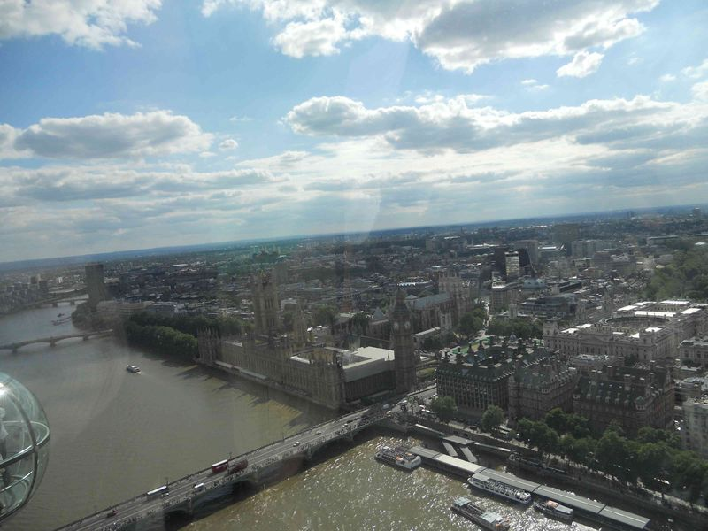 London from eye