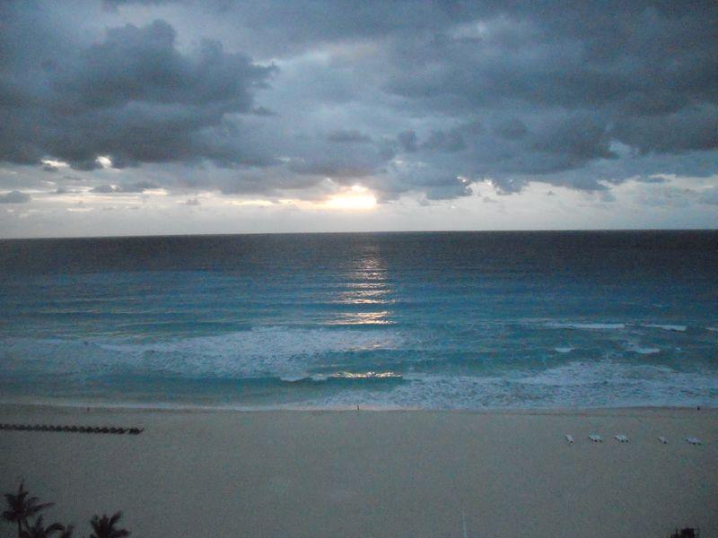 Sun up II